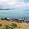 Kailua Bay.- Flat Island