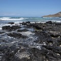 As you head southeast there are more tide pools.- Cockroach Bay / Kaupo Cove