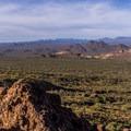 Mountain vistas from Pass Mountain.- Pass Mountain Loop Hike