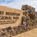 Usery Mountain Park.- Usery Mountain Regional Park