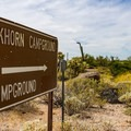 The Buckhorn Campground is excellent and popular.- Usery Mountain Regional Park