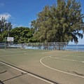 Basketball courts.- Sharks Cove