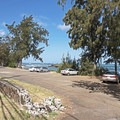 Lots of space to park and rarely enough people to fill it up.- Waiale'e Beach Park