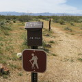 The interpretive trails at Desert Tortoise Research Natural Area will teach you about the plants and animals in the desert.- Desert Tortoise Natural Area