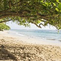 Lots of places to grab a place in the shade.- Kalae'O'iO Beach Park