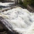 Another cascade between the Narrows and the Tubs.- Stone Valley Recreation Area