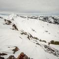 Bromaghin Peak.- Galena Summit
