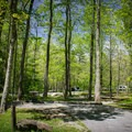 With over 150 sites, Cades Cove Campground offers a variety of spots to choose from.- Cades Cove Campground