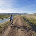 Long open stretches with a lot of solitude and great views.- The Rail Trail