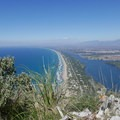Views from Monte Circeo. - Monte Circeo