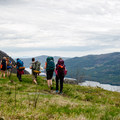 The Tongue Mountain Range is an excellent destination for backpacking.- Tongue Mountain Range