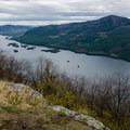 Black Mountain, across from Lake George.- Tongue Mountain Range