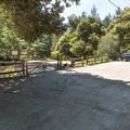 Gate 2 in El Corte de Madera Creek Preserve.- El Corte de Madera Creek Preserve