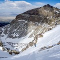 Skiing in paradise.- Wheeler Peak