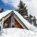 Keith's Hut.- Keith Flavelle Memorial Hut