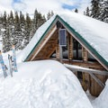 Keith Flavelle Memorial Mountain Hut.- Keith Flavelle Memorial Hut