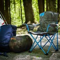 Relax in the shade with the family and then explore the area.- Elkmont Campground