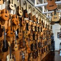 Among the many touristy shops, one can also find cultural treasures.- Historic Hale'iwa Town