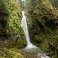 Pinard Falls.- Pinard Falls
