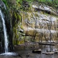 Stephens Falls.- Governor Dodge State Park
