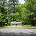 Deep Creek provides restrooms and potable water. However, no showers are located in the park.- Deep Creek Campground