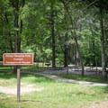 Looking for a place to escape with a large group? Deep Creek has a fantastic group camping area!- Deep Creek Campground