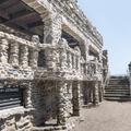 Meticulous stone and concrete designs.- Gillette Castle State Park