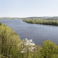 Overlooking the Connecticut River.- Gillette Castle State Park