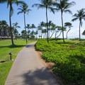Ka'anapali Beachwalk at the Westin Ka'anapali Ocean Resort Villas.- Ka'anapali Beachwalk