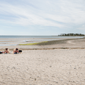 Silver Sands Beach and Charles Island.- Silver Sands State Park