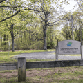 A park sign on Lighthouse Road.- Lighthouse Point Park