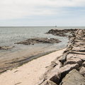 Long Island Sound to the south.- Lighthouse Point Park