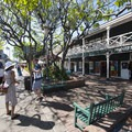 The Pioneer Inn building on Front Street.- Lahaina National Historic District