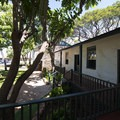 The Historic Baldwin Home Museum in Lahaina's National Historic District.- Lahaina National Historic District