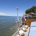 Waterfront dining in Lahaina.- Lahaina National Historic District