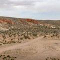 An example of the unmarked dirt roads branching off from the area.- Whitney Pockets