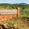 Red Rock State Park.- Red Rock State Park