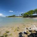 Kehei Beach just south of Shoreline Access 118.- Kihei Beach - Shoreline Access 118