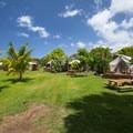 Tentalow area at Camp Olowalu.- Camp Olowalu