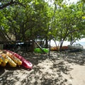 Boat rental at Camp Olowalu.- Camp Olowalu