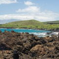 View along Cape Hanamanioa.- Hoapili Trail / King's Highway