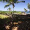 Honokalani 'Ohana cemetery at Pa'iloa Bay at Wai'ānapanapa State Park.- Wai'ānapanapa State Park
