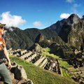 After four days of hiking, get up close and personal with this view!- Machu Picchu via the Inca Trail