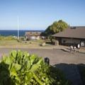 The Kīpahulu Visitor Center in Haleakalā National Park.- Kūloa Point + Kahakai Trail