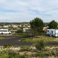 Overlooking Cooper's Hawk Loop.- Dead Horse Ranch Campground