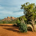 Pyramid Mountain is a well-kept secret among Sedona locals.- Pyramid Mountain Loop