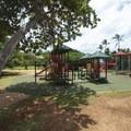 Playground at Kalama Park.- Kalama Park + Cove Beach Park
