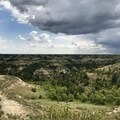 Views from the trail.- Petrified Forest Loop Trail