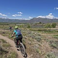 This is really a beautiful trail system.- Coyote Canyon Trails: Coyote Trailhead