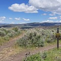Miles and miles of trails.- Round Valley Trails: Quinn's Trailhead